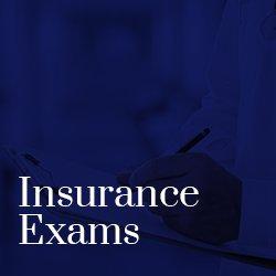 Insurance Exams